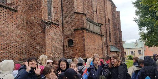 W Sandomierzu …